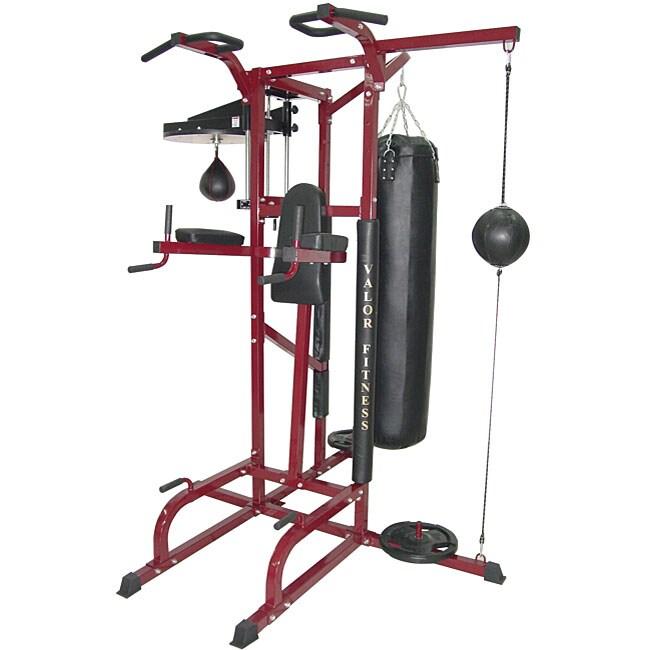 Valor Fitness CA-4 Boxing Gym
