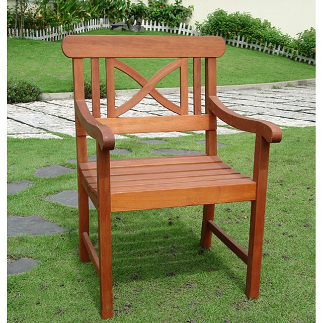 Mahogany Arm Chair