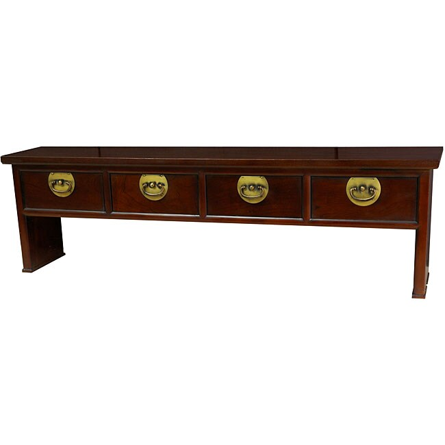 Japanese Design Four-drawer Table (China)