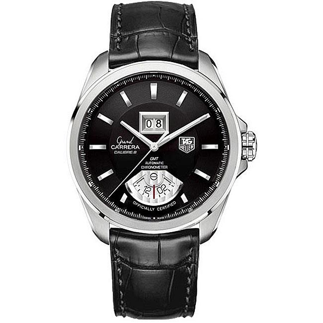 Tag Heuer Grand Carrera GMT Grande Date Watch