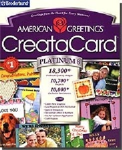 American Greetings CreataCard Platinum 8