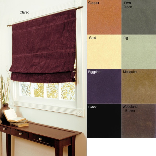 Velvet Magic Blinds (40 in. x 72 in.)