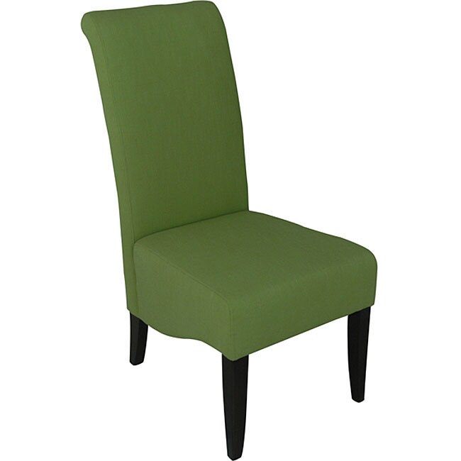 Cameron Apple Green Dining Chair (Set of 2)