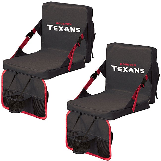 Houston Texans Stadium Seats (Set of 2)