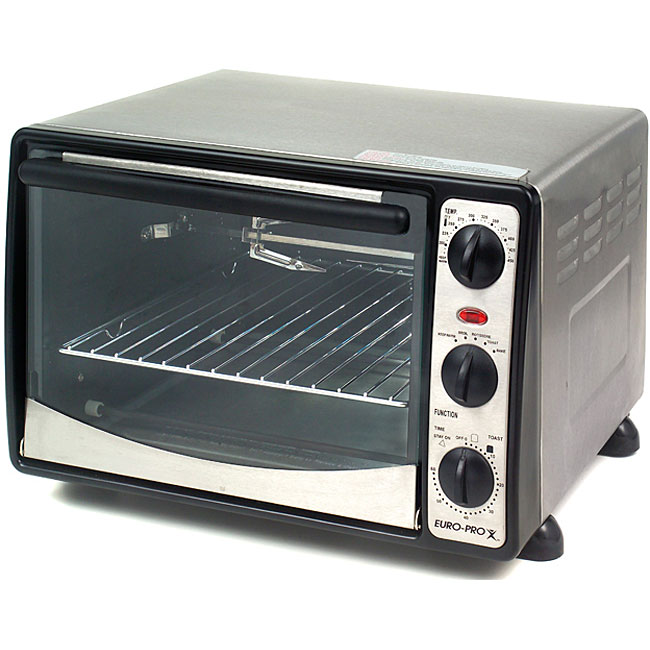 Euro Pro Convection Oven with Rotisserie (Refurbished) - 11522279 ...