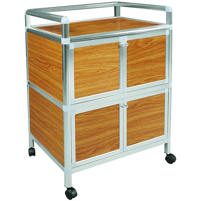 Small Kitchen Utility Cart Overstock