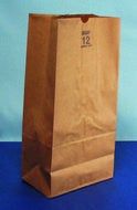 Heavy Duty Brown paper Grocery Bags (pack of 500)