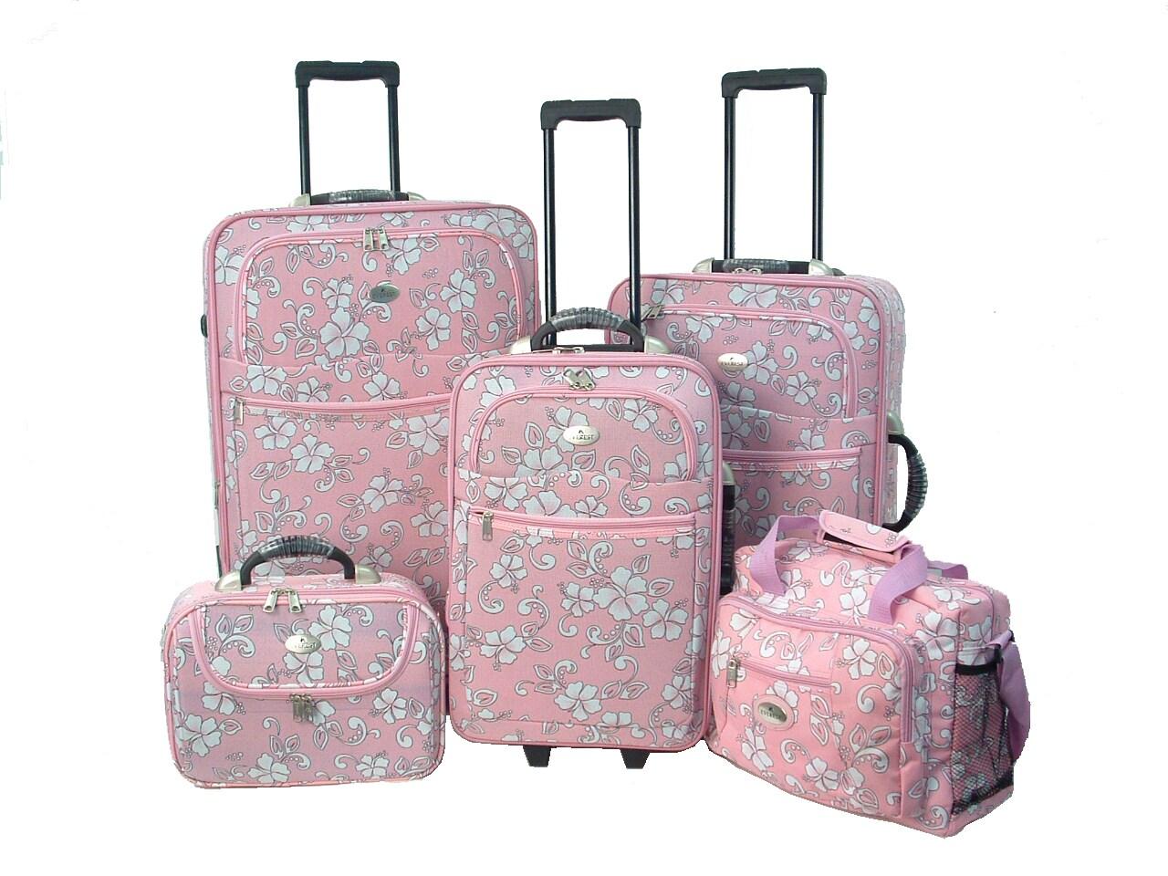 Hawaiian Luggage Sets Luggage Set With Free Tote