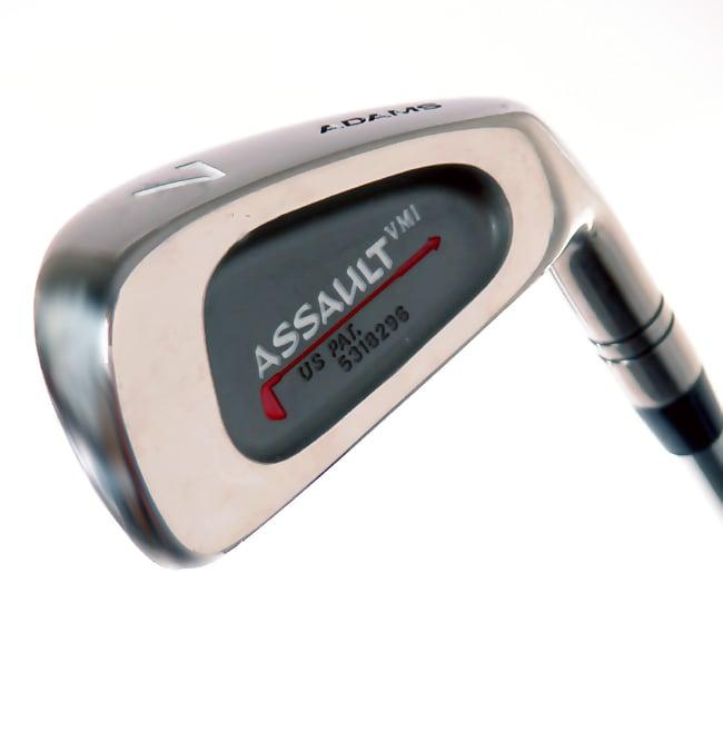 Adams Golf Assault VMI 8-piece Iron Set
