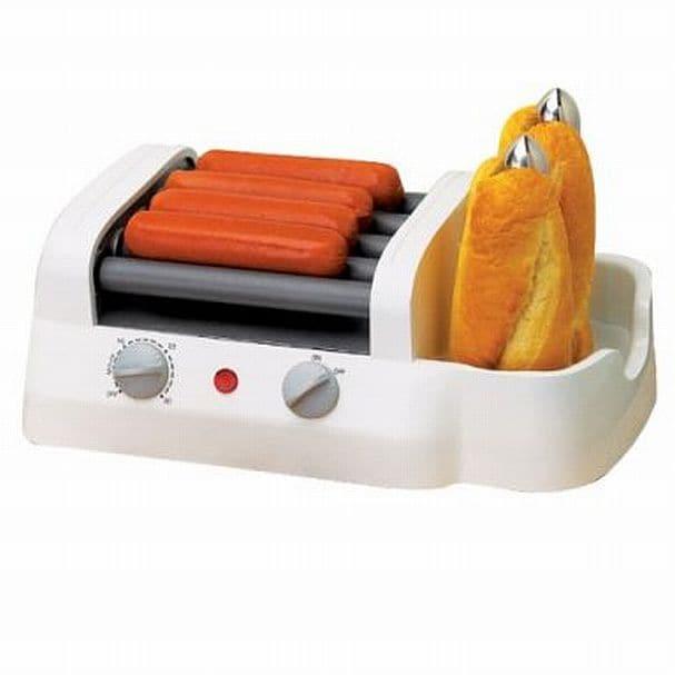 Hot Dog Rotisserie Roller Grill Machine 10223162