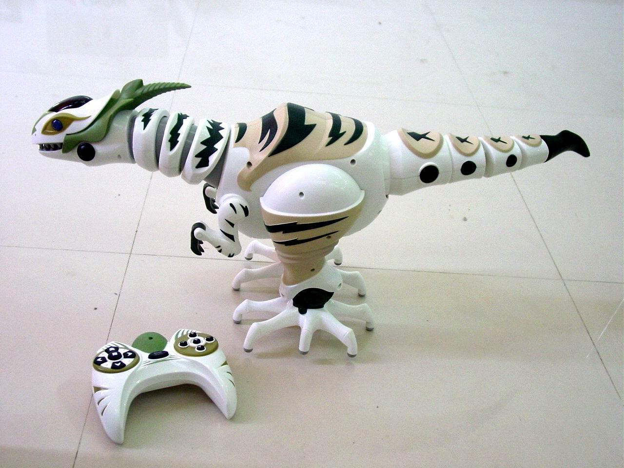 Robosaur Remote Control Dinosaur