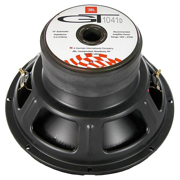 Electronics JBL  inch Watt Dual Voice Coil Subwoofer product
