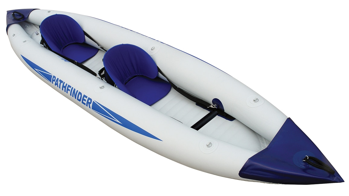 Red Star Marine Pathfinder 2 Person Inflatable Kayak