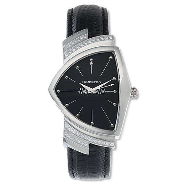 Hamilton Ventura Men's Steel Quartz Watch
