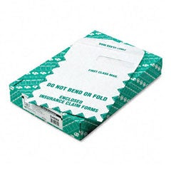 redi seal 1st class form hcfa 1500 envelopes (box of 100