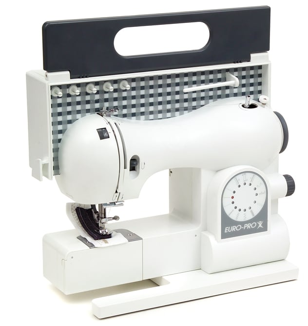 Euro pro model 416 mechanical sewing machine overstock for Euro pro craft n sew