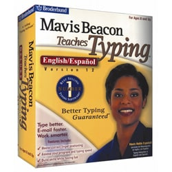 Mavis Beacon Teaches Typing 12 Software