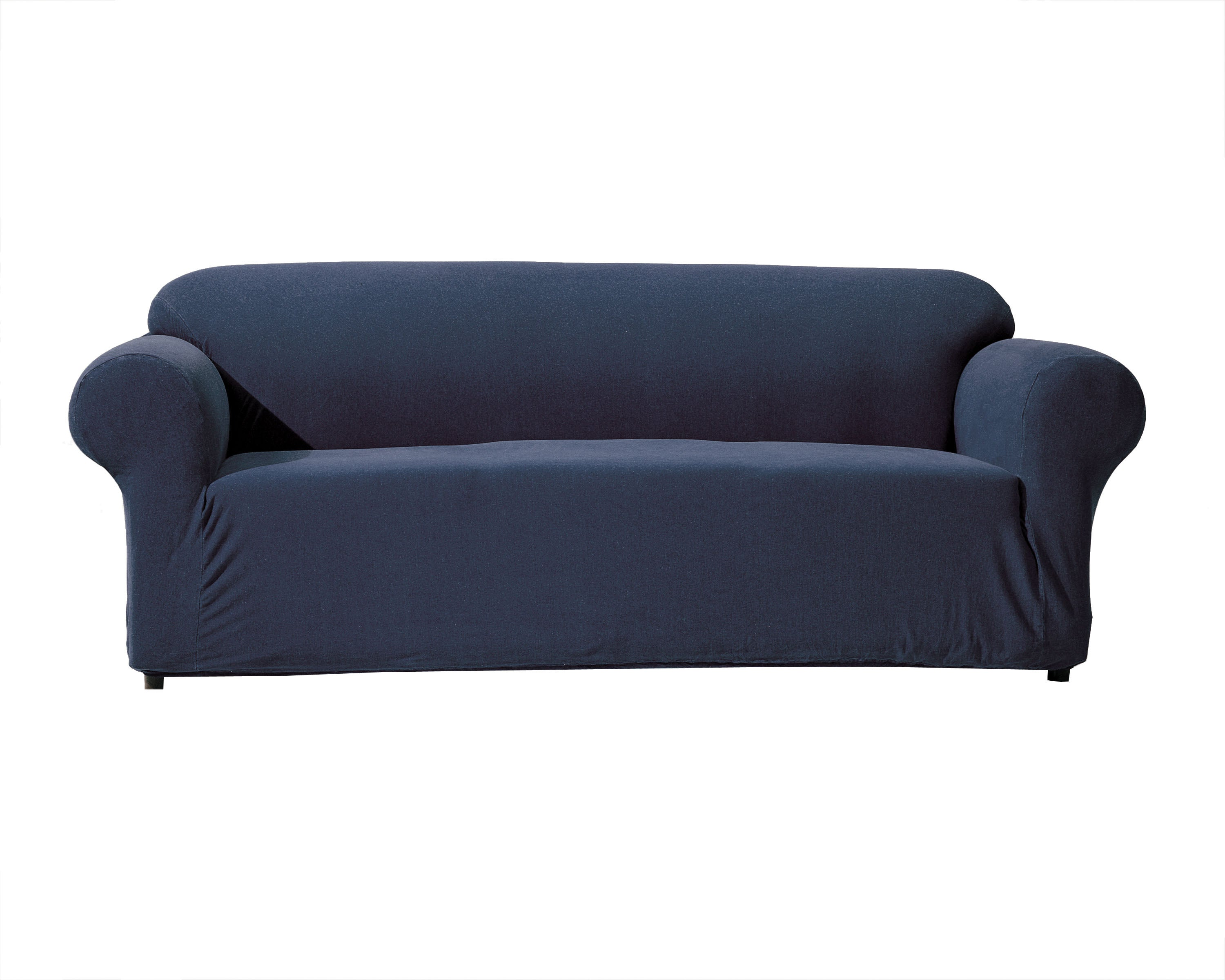 Denim Stretch Loveseat Slipcover 11332201 Shopping Big Discounts On Loveseat