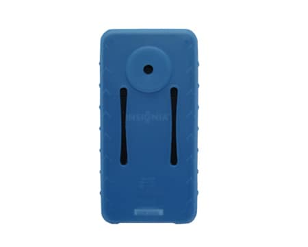 Insignia Pilot Series Blue Silicone Skin Case