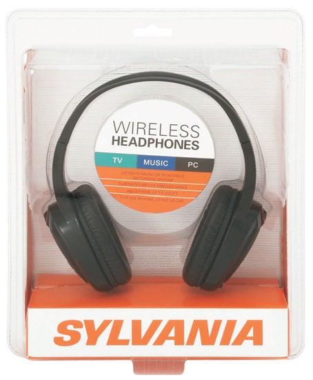 Sylvania SYL-WH930CS Wireless Headphones
