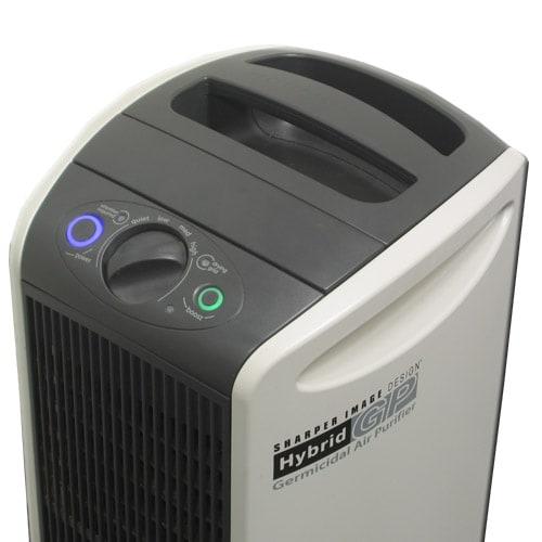 Ionic Breeze Si724 Hybrid Gp Air Purifier Grey