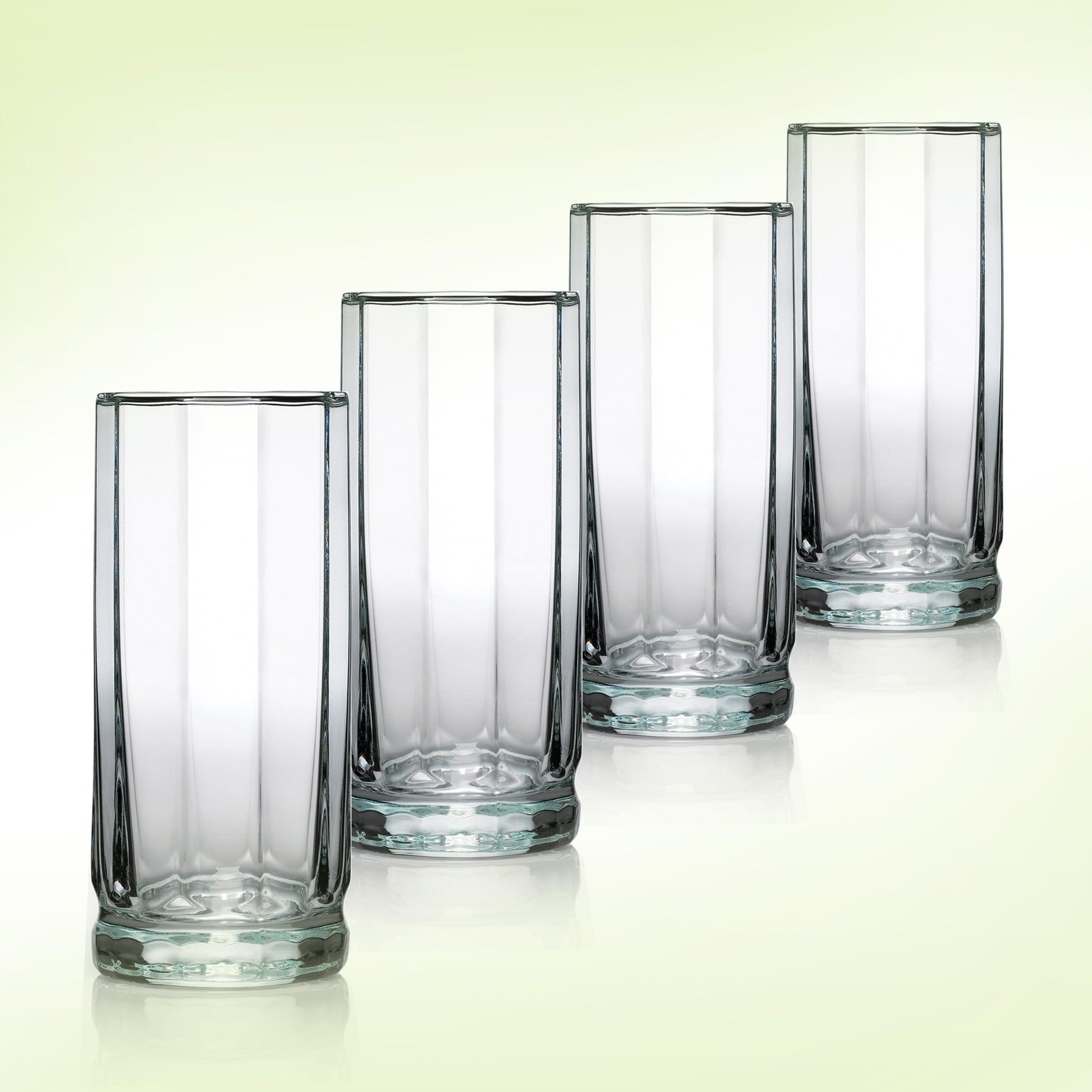Anchor Hocking Precious Jewel 4-piece Glassware Set