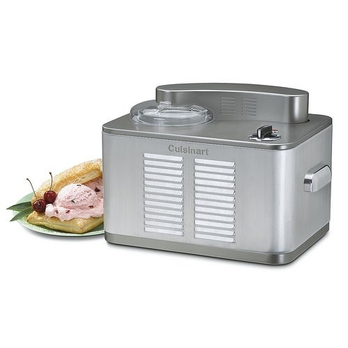 Cuisinart ICE-50BC Supreme Ice Cream Maker