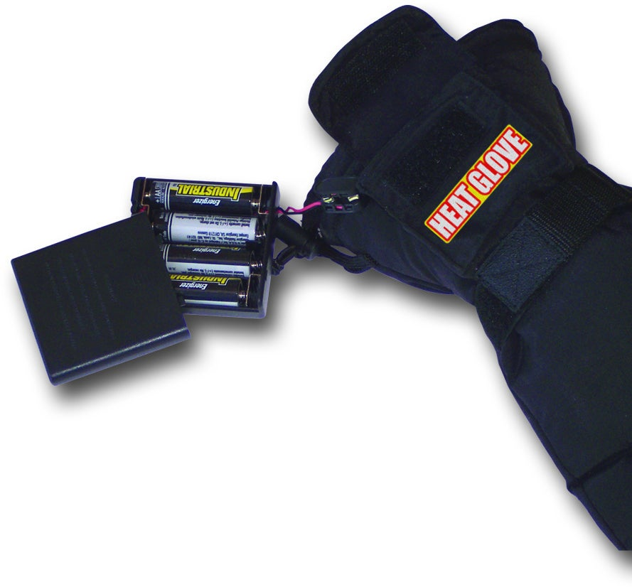 Heat Gloves Battery-powered Large Heated Gloves