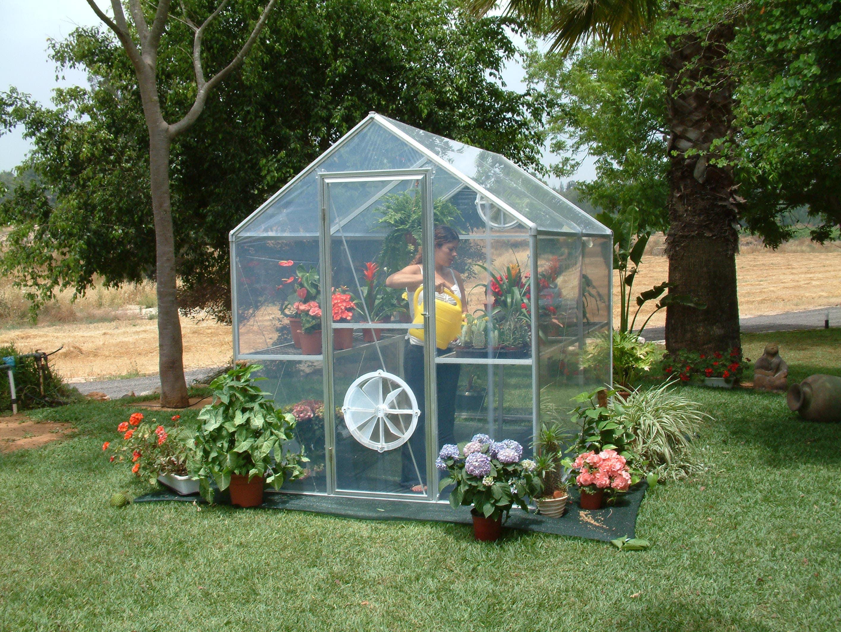 Easy2Build Greenhouse (6' x 10')