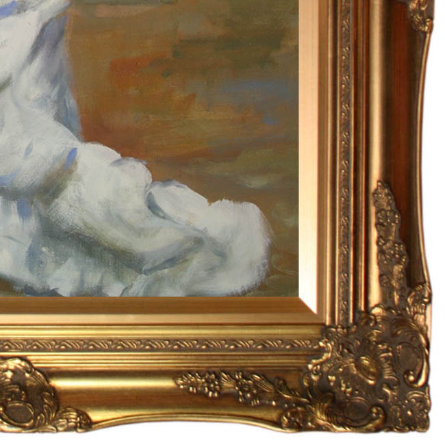 Renoir 'Dance in the City' Canvas Art