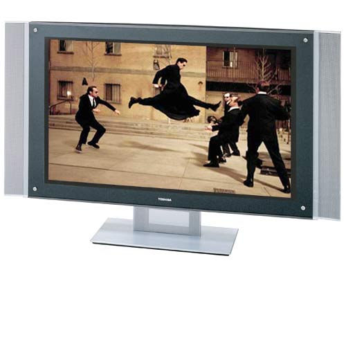 Toshiba 42HP83 42-inch Theaterwide HD Plasma TV (Refurbished)
