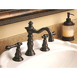 Fontaine Monaco Oil Rubbed Bronze Wideset Faucet
