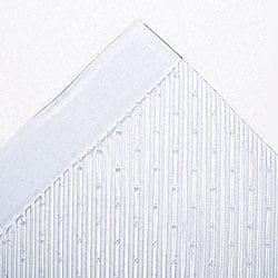 Cross-over Indoor/ Outdoor Grey Scraper Mat (36 in. x 60 in.)