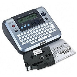Brother P-Touch PT-1400 Industrial Handheld Labeling System