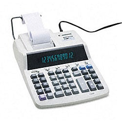 Canon MP27D 2-Color Ribbon Printing Calculator