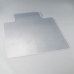 DuraMat Glass Clear Studded Vinyl Chair Mat 10885164