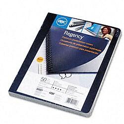 Regency Premium Presentation Covers - 25 Sets/Pack