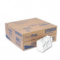 Kleenex Embossed ScottFold M Towels - 120/Pack (16 Packs/Carton)
