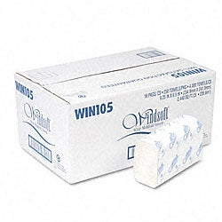 Embossed MultiFold Paper Towels - 250/Pk (16 Packs/Carton)