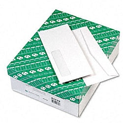 White Right-Window Envelopes - #10 (Box of 500)