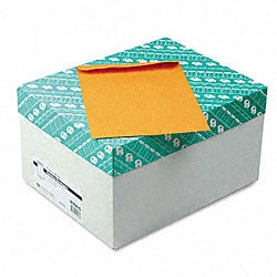 "7-1/2"" x 10-1/2"" Heavyweight Catalog Envelopes - Kraft (Box of 500)"