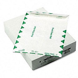 Tear-Resistant DuPont White Leather Tyvek Envelopes - 100 per Box