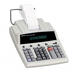 Dual-color Printing Calculator