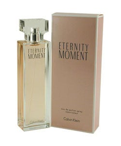 Eternity Moment by Calvin Klein 3.4-ounce Eau de Parfum Spray for Women