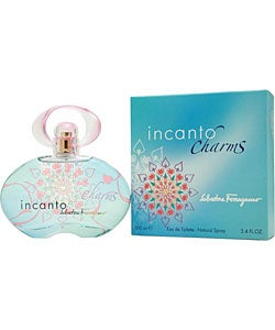 Incanto Charms Salvatore Ferragamo 3.4-ounce Eau de Toilette Spray