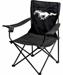 Mustang Pony Print Folding Chair