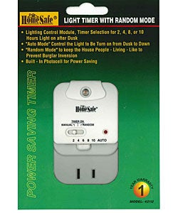 Home Security Light Timer