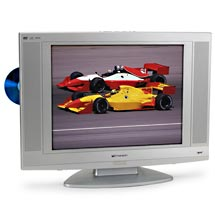 Emerson 20-inch LCD TV + Built-in DVD (Refurbished)