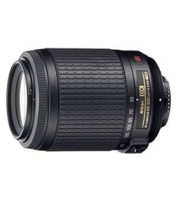Nikon 55-200mm AF DX VR Zoom Nikkor Camera Lens (New in Non-Retail Packaging)