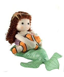 Mermaid Collectible Musical Doll